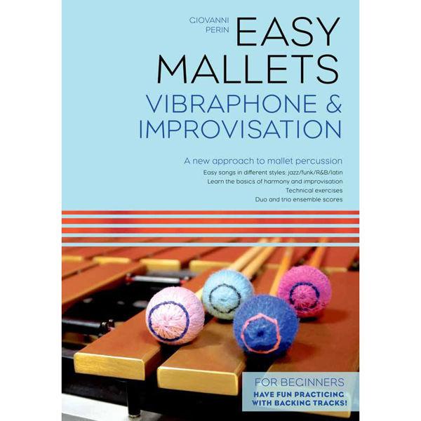 Easy Mallets, Giovanni Perin. Vibraphone & Improvisation