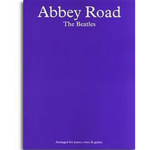 Abbey Road, The Beatles (PVG)