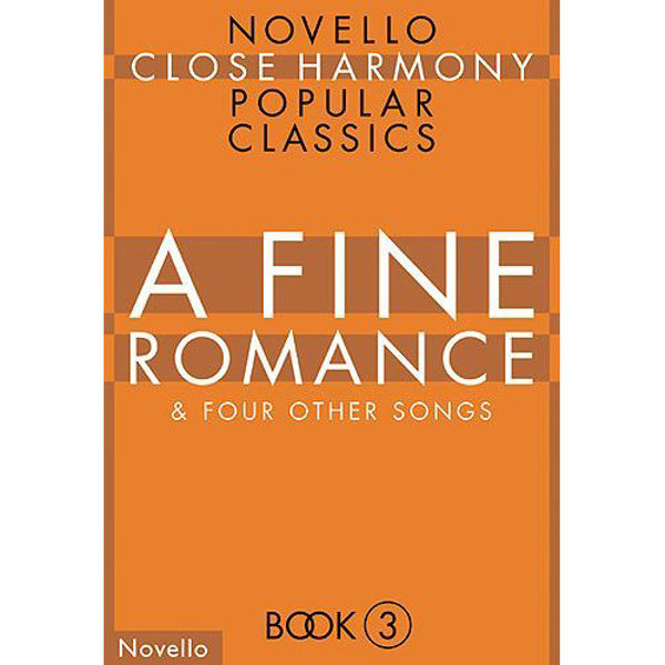 A Fine Romance & Four Other Songs, David Nield, Kor m/piano