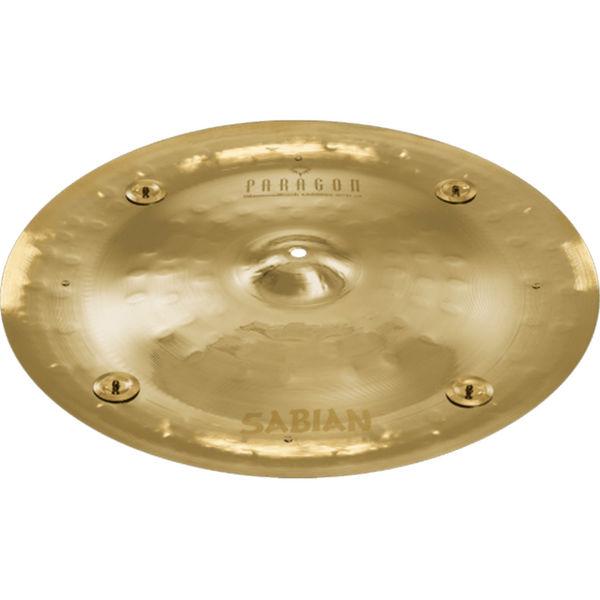 Cymbal Sabian Paragon China, Diamondsback Chinese 20, Brilliant, Neil Peart
