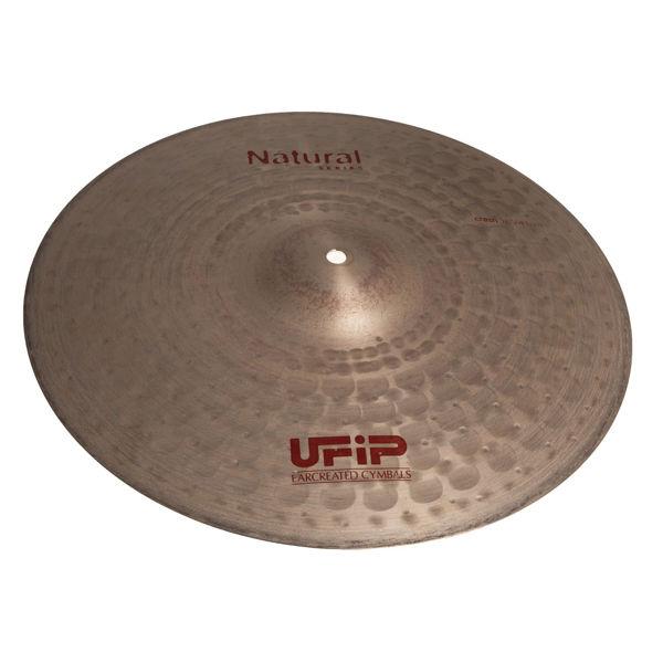 Cymbal Ufip Natural Series NS-16, Crash, 16