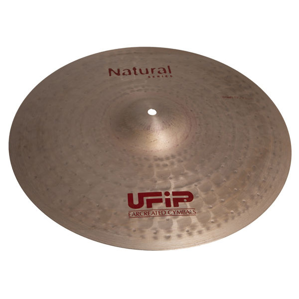 Cymbal Ufip Natural Series NS-17, Crash, 17