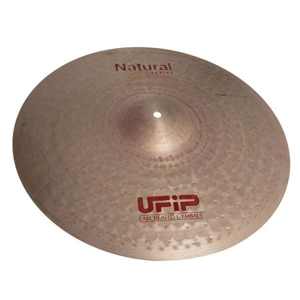 Cymbal Ufip Natural Series NS-18, Crash, 18