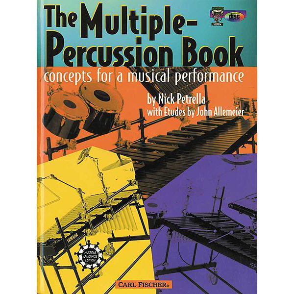 Multiple Percussion Book, The. Nick Petrella