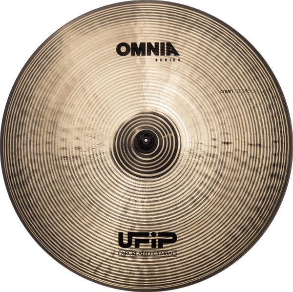 Cymbal Ufip Omnia Series OM-18, Crash, 18