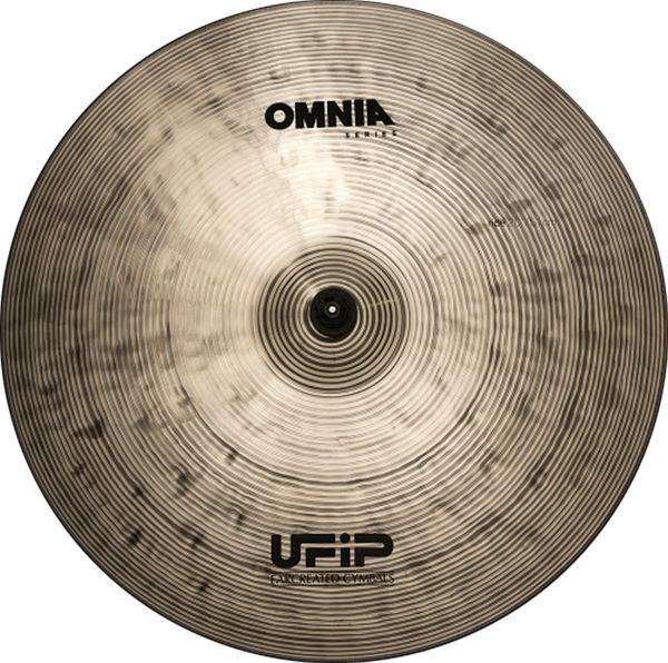 Cymbal Ufip Omnia Series OM-20R, Ride, Medium 20