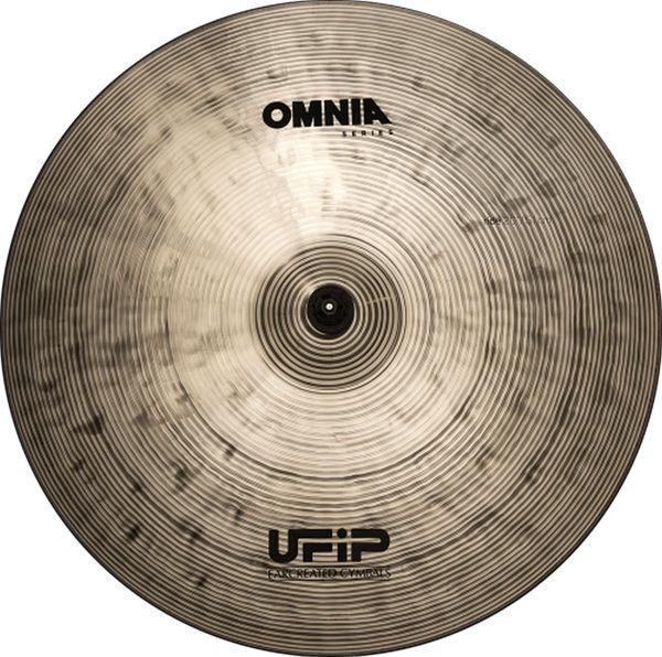 Cymbal Ufip Omnia Series OM-22R, Ride, Medium 22