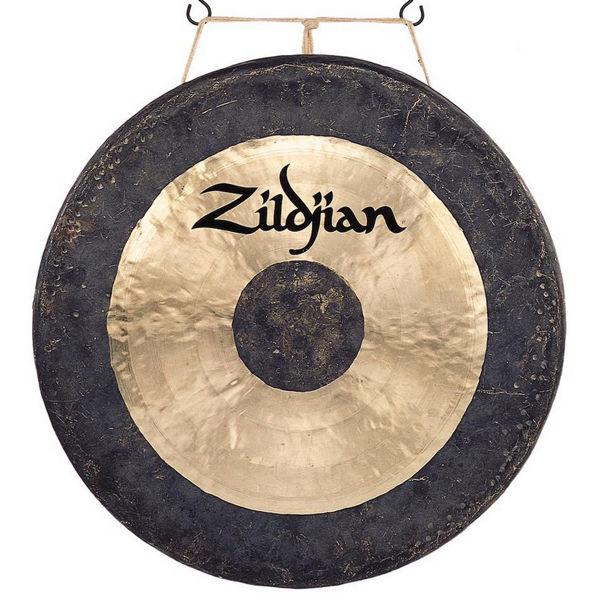 Tam-Tam Zildjian P0501, Hand Hammered Chau Gong, 34