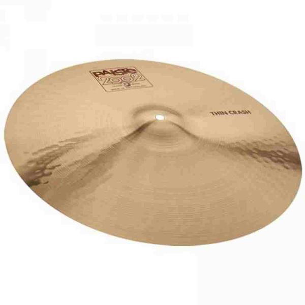 Cymbal Paiste 2002 Crash, Thin 18