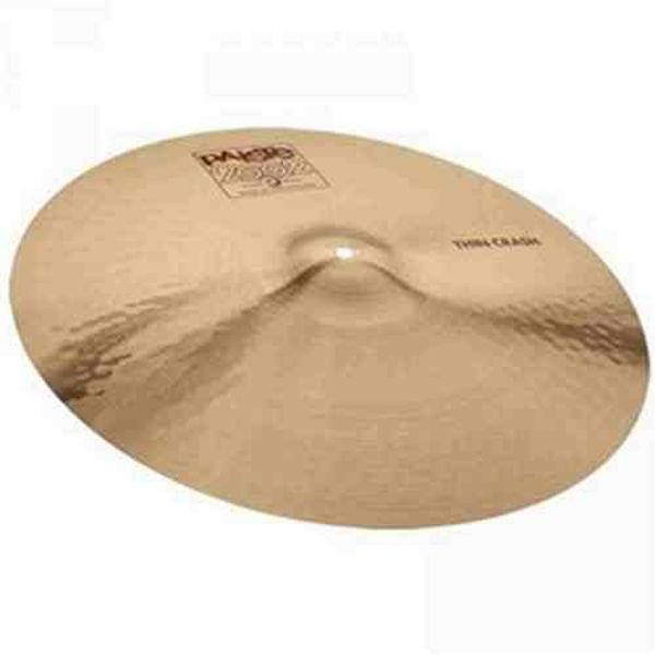 Cymbal Paiste 2002 Crash, Thin 19