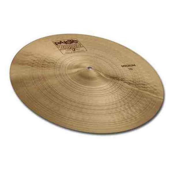 Cymbal Paiste 2002 Crash, Medium 16