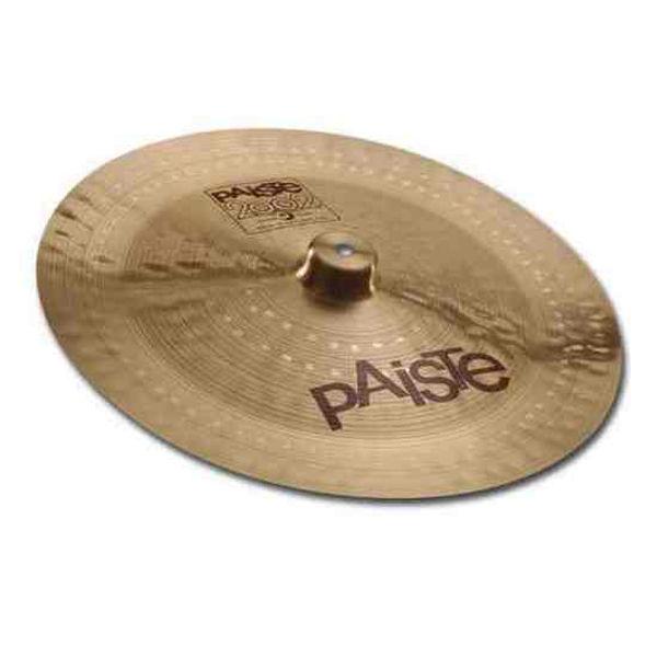 Cymbal Paiste 2002 China, 20