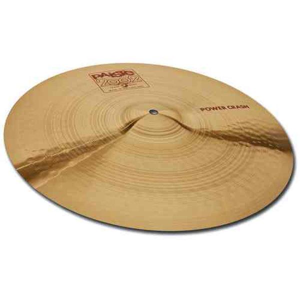 Cymbal Paiste 2002 Crash, Power 16