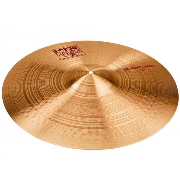 Cymbal Paiste 2002 Crash, Extreme 20