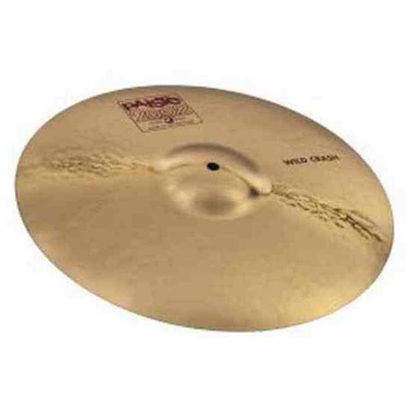 Cymbal Paiste 2002 Crash, Wild 18