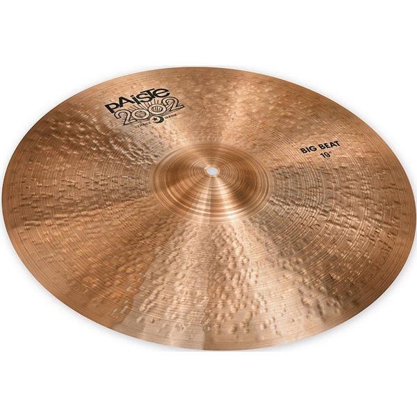 Cymbal Paiste 2002 Big Beat Crash/Ride, 19