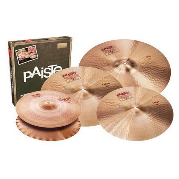 Cymbalpakke Paiste 2002 Classic Sett 14-20-22 + 18