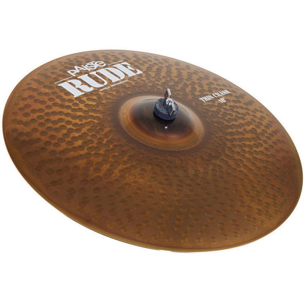 Cymbal Paiste Rude Crash, Thin 18
