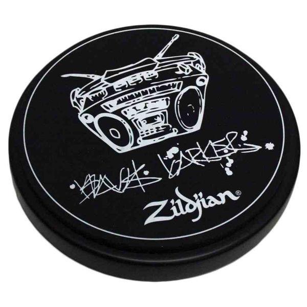 Trommepad Zildjian P1204, Travis Barker 6, 8mm Gjenger