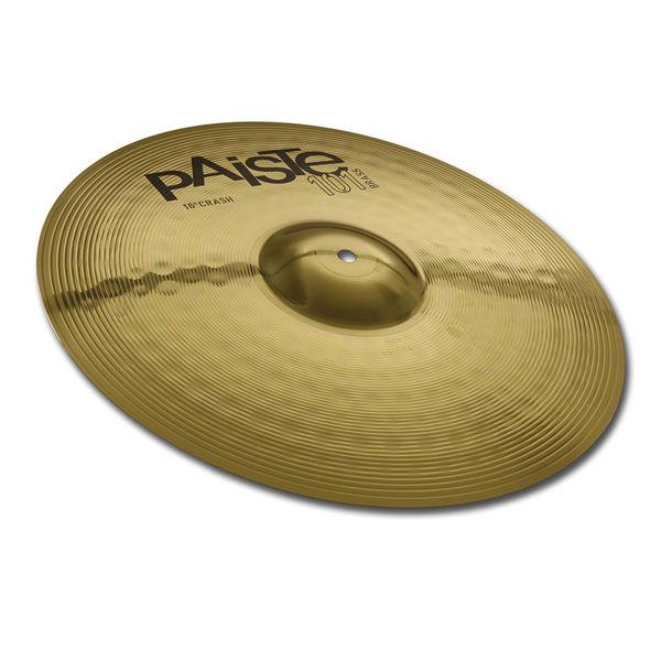 Cymbal Paiste 101 Crash, Medium 16