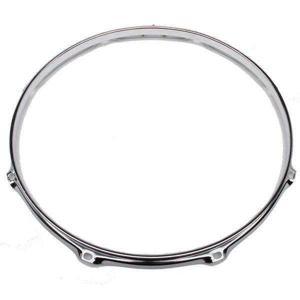 Strammering Ludwig L32822R, 13 -8 Hole Triple Flange Batter Hoop, Chrome Plated, USA Skarptrommer