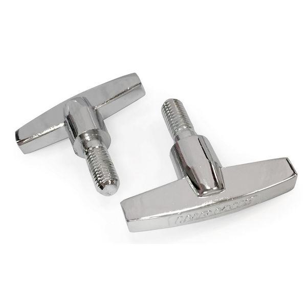 Vingeskrue Ludwig P3901P, T-Handle, 8mm, 2 Pk