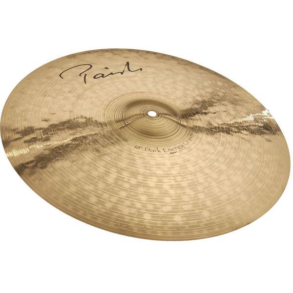 Cymbal Paiste Signature Dark Energy Crash, MK I, 18