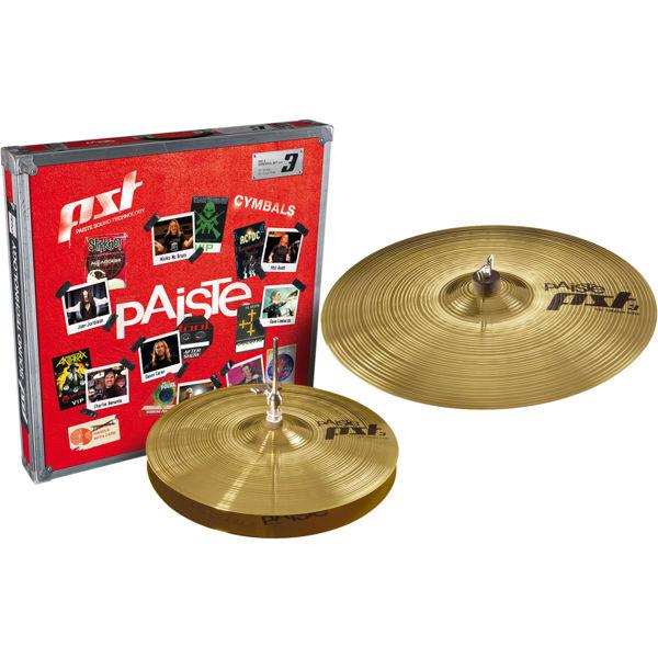 Cymbalpakke Paiste PST 3 Essential Sett 13-18