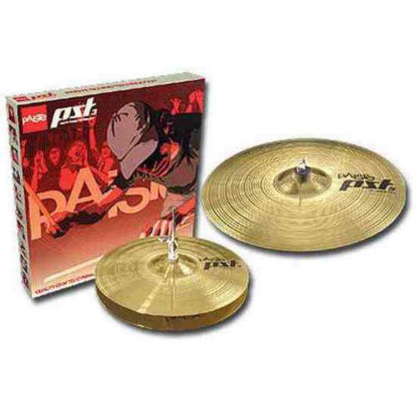 Cymbalpakke Paiste PST 3 Essential Sett 14-18