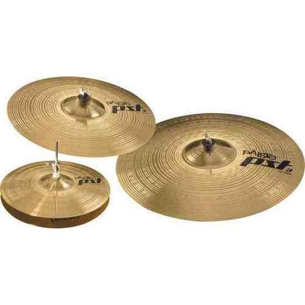 Cymbalpakke Paiste PST 3 Universal Sett 14-16-20