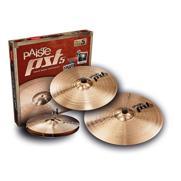 Cymbalpakke Paiste PST 5 N Universal Sett 14-16-20