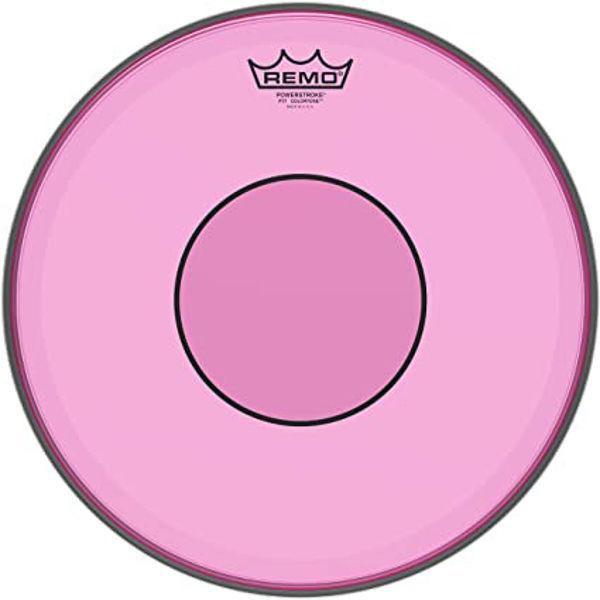 Trommeskinn Remo Powerstroke 77 Colortone P7-0313-CT-PK, Pink 13