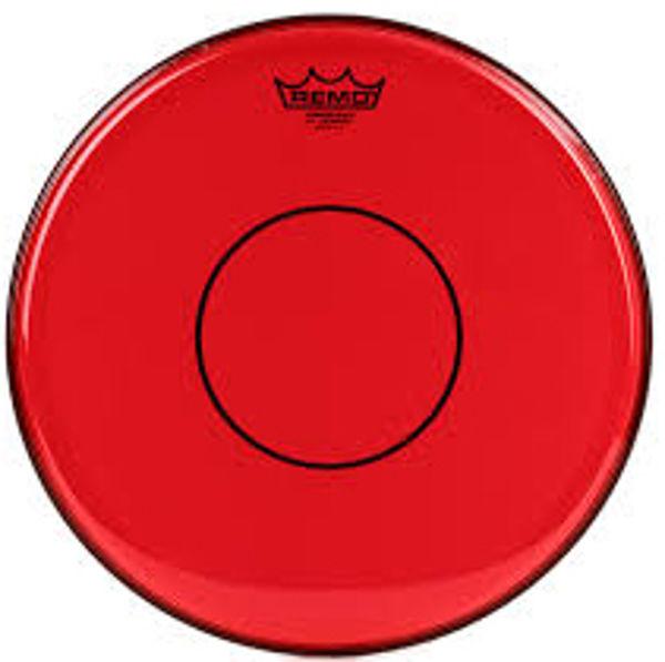 Trommeskinn Remo Powerstroke 77 Colortone P7-0313-CT-RD, Red 13