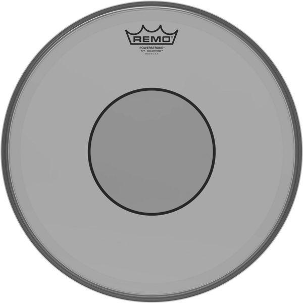 Trommeskinn Remo Powerstroke 77 Colortone P7-0313-CT-SM, Smoke 13