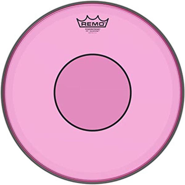 Trommeskinn Remo Powerstroke 77 Colortone P7-0314-CT-PK, Pink 14