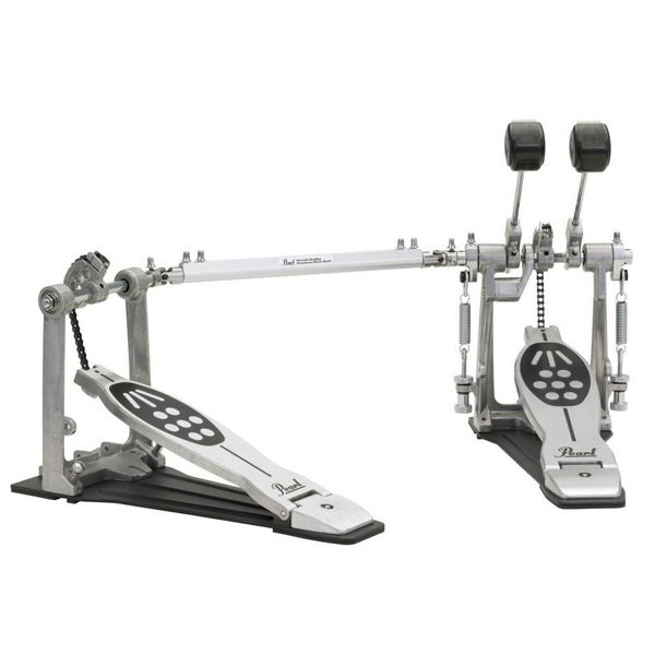 Stortrommepedal Pearl P-922, Bass Drum Pedal w/Interchangeable Cam, Double