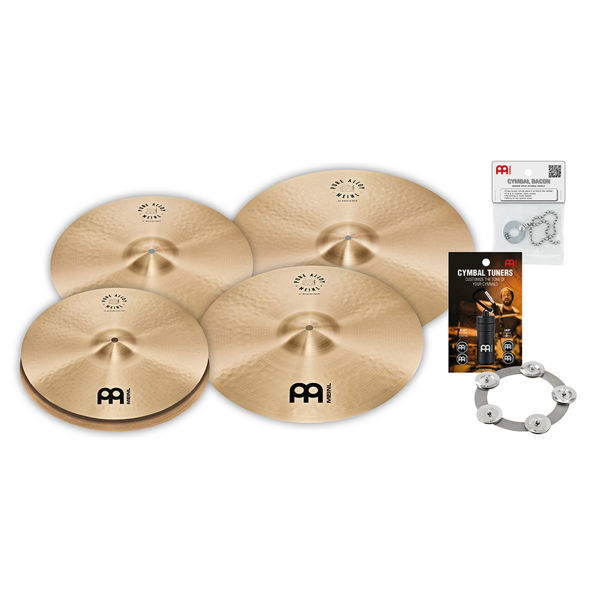 Cymbalpakke Meinl Pure Alloy, Medium 14-16-18-20