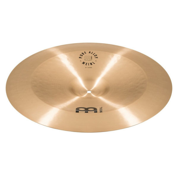 Cymbal Meinl Pure Alloy China, 18