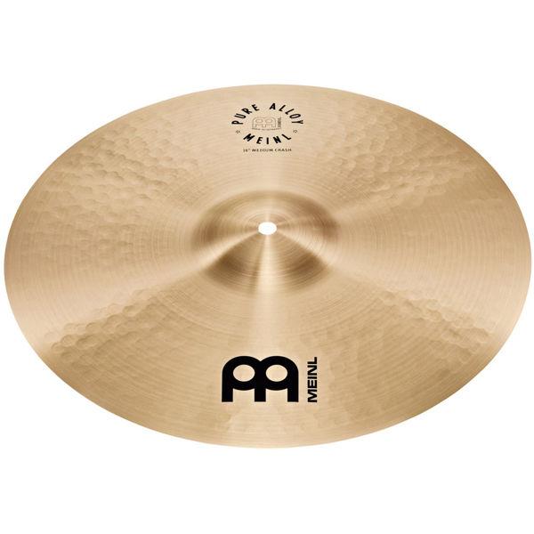 Cymbal Meinl Pure Alloy Traditional Crash, Medium 22