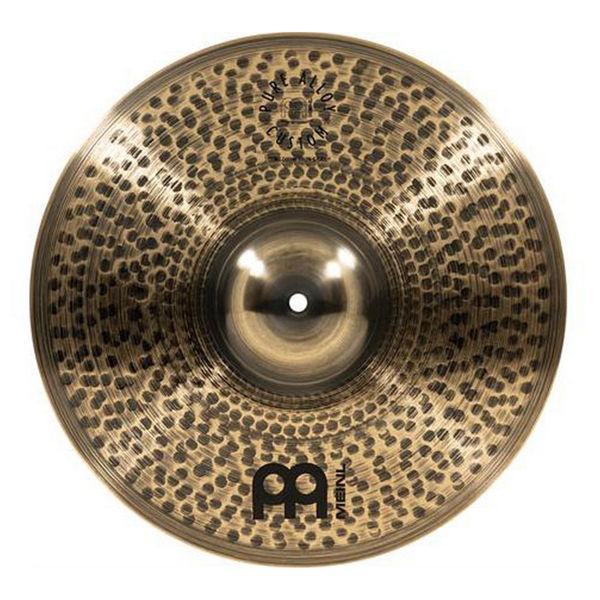 Cymbal Meinl Pure Alloy Custom, Crash Medium Thin 16