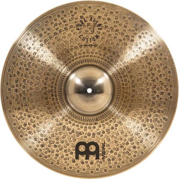 Cymbal Meinl Pure Alloy Custom, Ride Medium Thin 20
