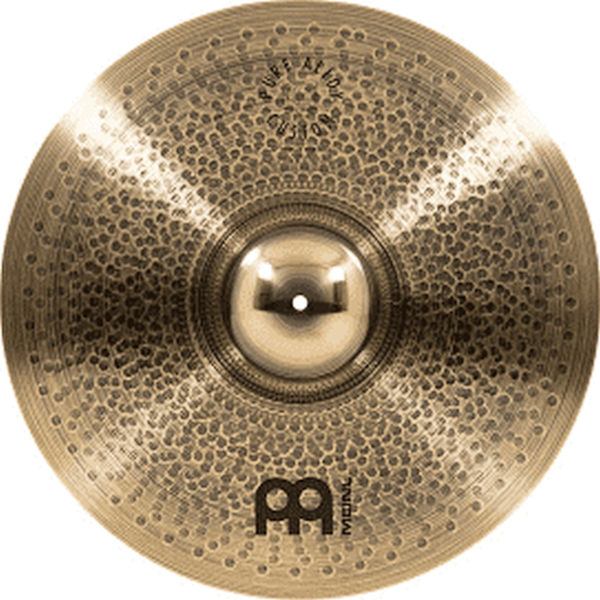 Cymbal Meinl Pure Alloy Custom, Ride 22, Medium Thin