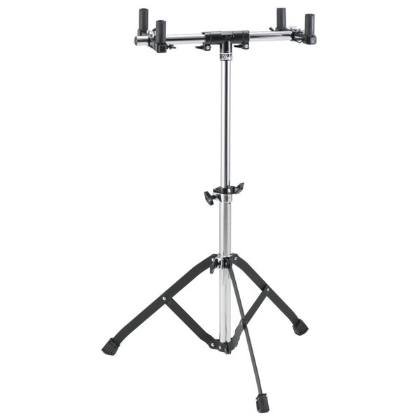 Bongostativ Pearl PB-900LW, All Fit Bongo Stand, Light Weight, Doble Ben