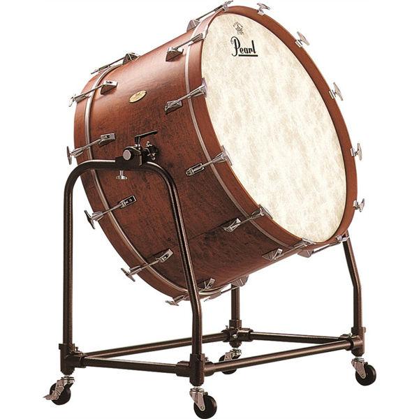 Konsertstortromme Pearl Symphonic PBM3618ST, Maple, 36x18 m/CBS-80M Stativ