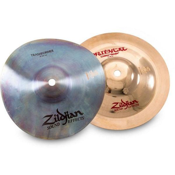 Cymbalstacker Zildjian Pre-configured Stack 1, 8 Pair
