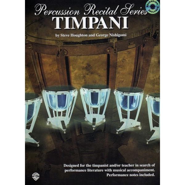Timpani Percussion Recital Series, Steve Houghton