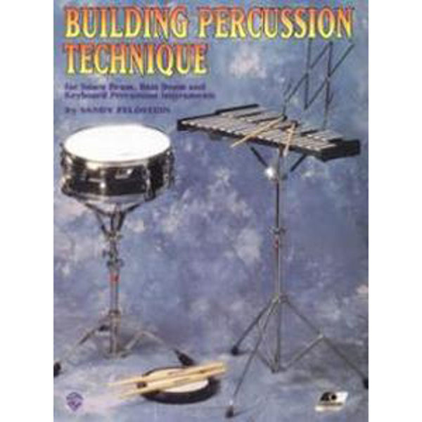 Building Percussion Technique Sandy Feldstein