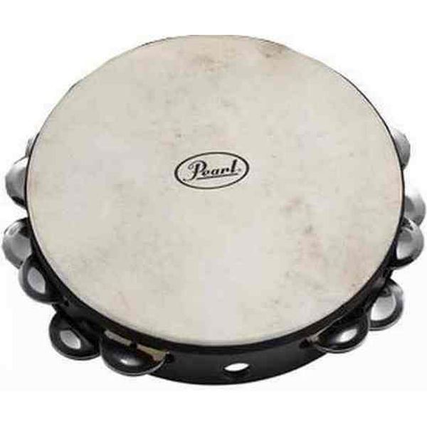 Tamburin Pearl PETM-20 Elite, Dobbel Rad,10