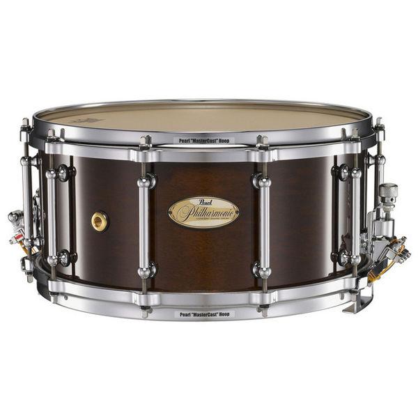 Skarptromme Pearl Philharmonic Maple PHM1465.101, 14x6,5, 1-Ply Maple, High Gloss Walnut