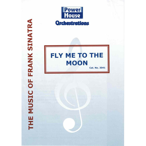 Fly me to the Moon, Bart Howard. Big Band